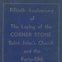 50th Anniversary of the Laying of the Corner Stone photo album